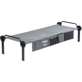 Disc-O-Bed Sol-O-Cot Bed, grå